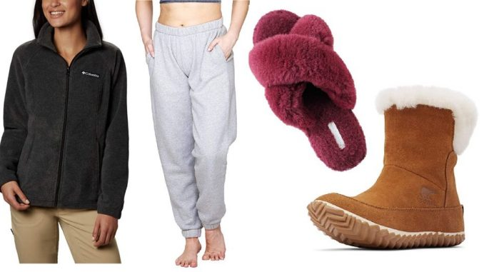 6 Soft and Cozy Clothes to Help You Stay Warm