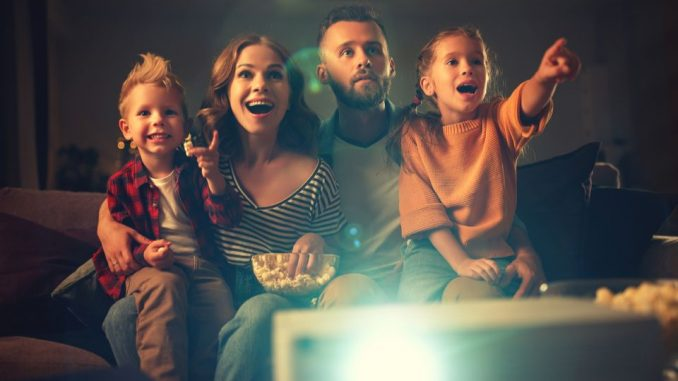 Mini projectors can offer the same features as a normal-size computer, although theyhave compact designs and have multiple connections for use with computers, tablets, or smartphones.5 Best Mini Projectors To Turn Your Home into a Spectacular Movie Theater
